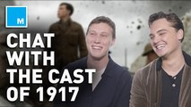 George MacKay and Dean-Charles Chapman chat about what training was like for '1917'
