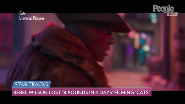 Rebel Wilson Says She Lost 8 Lbs. in 4 Days While Filming Cats Dance Scenes