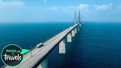 Top 10 Most Unique Bridges in the World