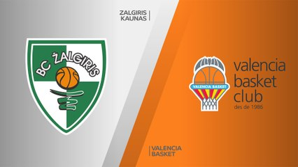 EuroLeague 2019-20 Highlights Regular Season Round 13 video: Zalgiris 82-86 Valencia