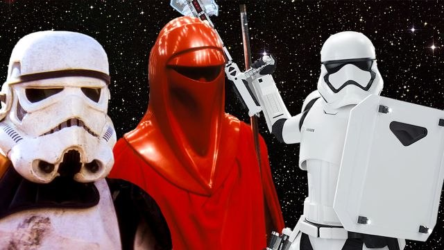 Every Stormtrooper in Star Wars Explained