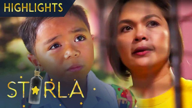Buboy is saddened that Teresa is unable to bail out of jail | Starla