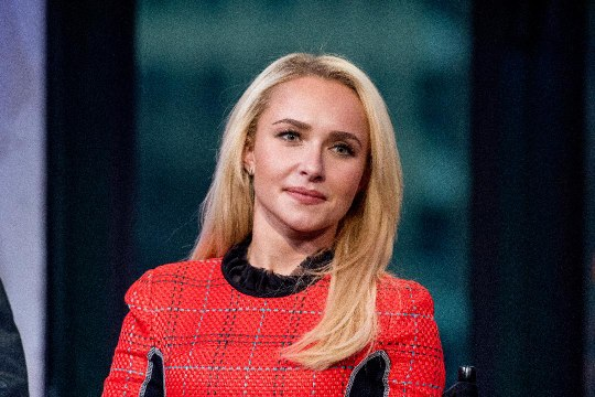 Hayden Panettiere's New Pixie Cut Has Buzzed Sides