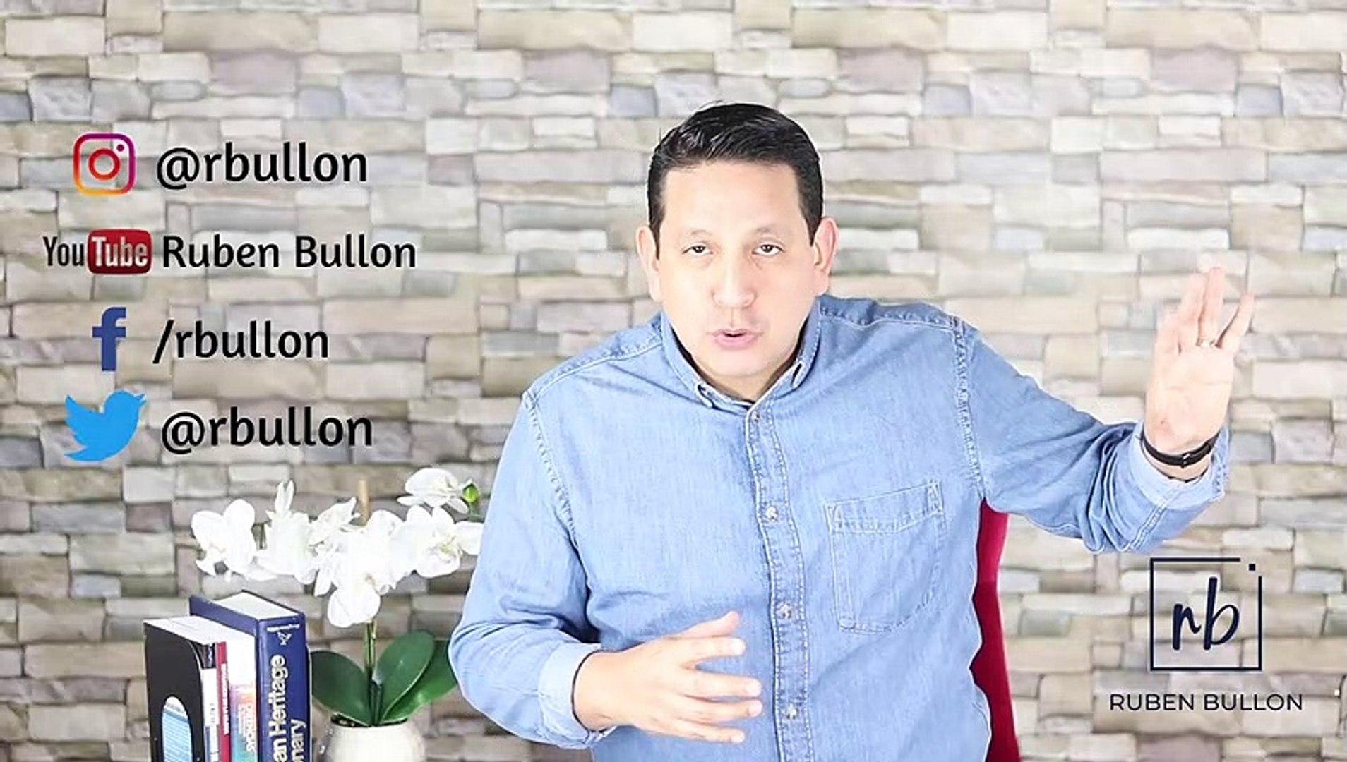 Lección 11: Un Pueblo reincidente - Pr. Ruben Bullon