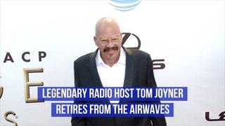 Tom Joyner Retires