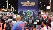 VENOM and GREEN GOBLIN Troll Comic Con
