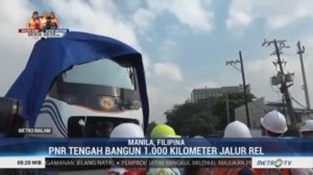 Filipina Pesan Kereta Api Buatan PT INKA