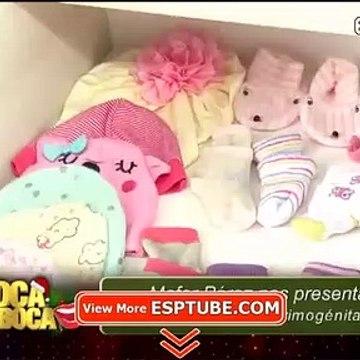 VIDEO | Así tiene lista Mafer Pérez la ropa y el cuarto de su primera hija, Alaia - ESPTUBE.COM