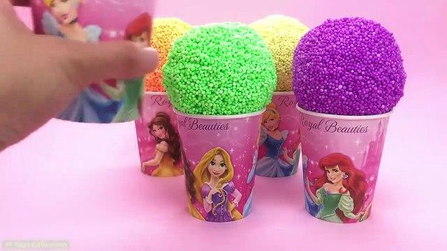 Play Foam Surprise Cups Super Wings Tsum Tsum Barbie LEGO Minions