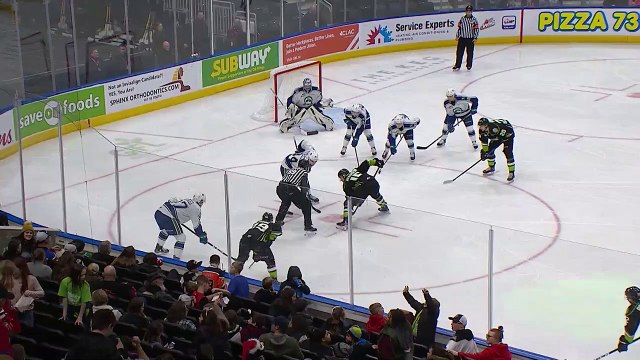 Highlights: Broncos (1) at Oil Kings (5)