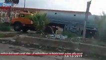 قسد ترسل صهاريج النفط من مناطقها بمدينة ديرالزور إلى مناطق سيطرة ميليشيا أسد