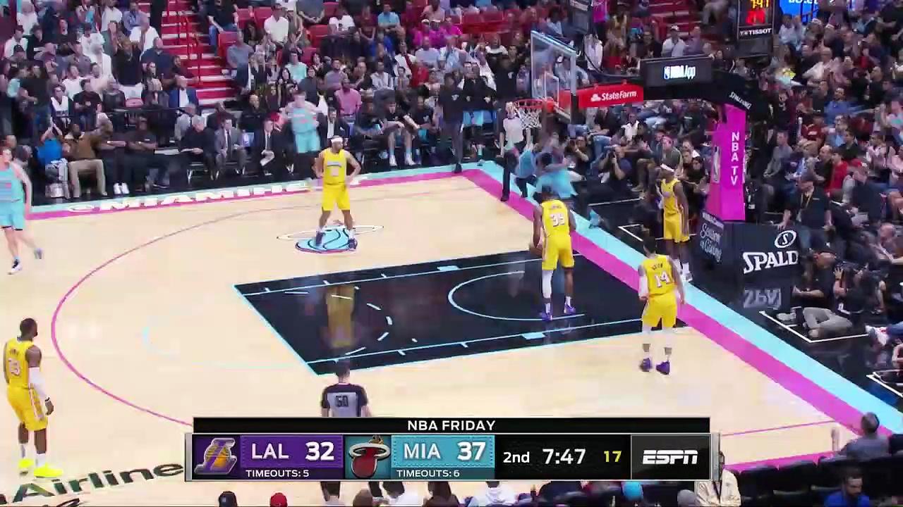 NBA'de Gecenin En Güzel 10 Oyunu | 13.12.2019
