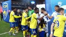 Le résumé de FCSM-Grenoble Foot 38 (1-1)