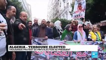 """Algeria - Tebboune elected: President-elect """"extends hand"""" to protest movement"""