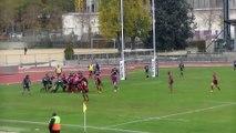 Bourges régale en Fédérale 3