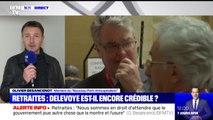 """Olivier Besancenot: """"Jean-Paul Delevoye doit démissionner et il faut mettre son rapport à la poubelle"""""""