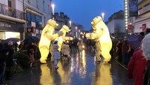 Les festivités de Noël lancées à La Roche-sur-Yon