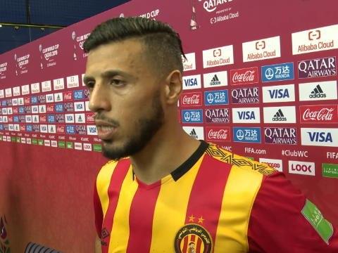 """Espérance de Tunis - Badri : """"Un très bon match"""""""