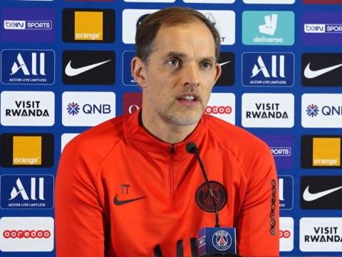 18e j. - Tuchel sur Mbappé : ''Il ne m'a pas manqué de respect''