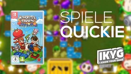 Harvest Moon Mad Dash - Spiele-Quickie