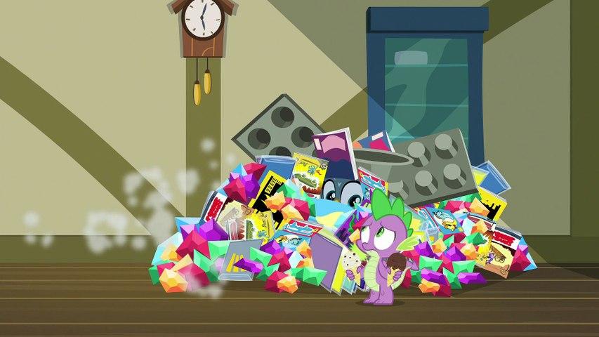 My Little Pony L'amicizia è magica [Stagione 9] [Episodio 19] Dragon Dropped [1080p] [COMPLETO]