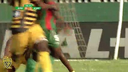 Résumé Ligue 1 / J11 / Africa Sports 1 - 0 ASEC Mimosas