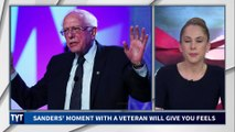 Bernie Sanders' Heartwarming Moment With Veteran