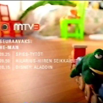 MTV3 - Ohjelman Loppu / Tunnus / Tulevia Ohjelmia / Seuraavaksi ja Muuta (10.1.2004) #1
