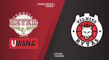 Umana Reyer Venice - Rytas Vilnius Highlights | 7DAYS EuroCup, RS Round 10