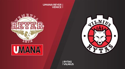 7Days EuroCup Highlights Regular Season, Round 10: Reyer 76-74 Rytas
