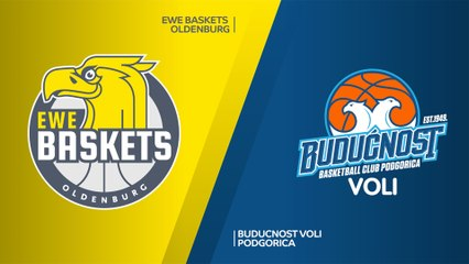 7Days EuroCup Highlights Regular Season, Round 10: Oldenburg 102-99 Buducnost