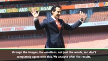 Emery's English only mattered because Arsenal didn't win - Pep