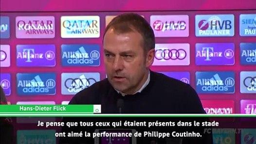Philippe Coutinho est en passe de se mettre le Bayern Munich dans la poche