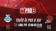 PRO B : Quimper vs Lille (J10)