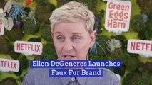 Ellen DeGeneres Dives Into Fashion