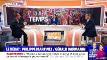 Réforme des retraites: débat entre Philippe Martinez et Gérald Darmanin (3/3) - 15/12