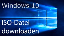 [TUT] Windows 10 ISO Downloaden [4K | DE]