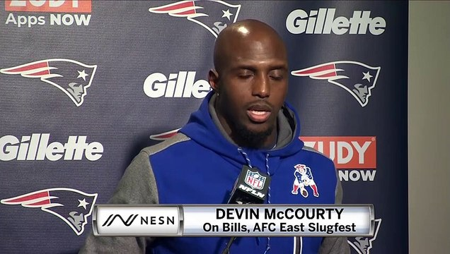 Devin McCourty Patriots vs. Bengals NFL Week 15 Postgame Press Conference