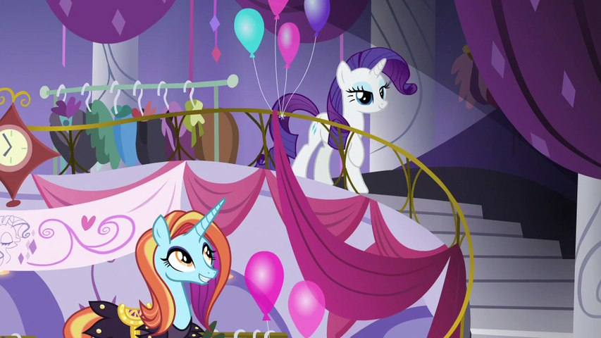 My Little Pony L'amicizia è magica [Stagione 9] [Episodio 20] A Horse Shoe In [1080p] [COMPLETO]