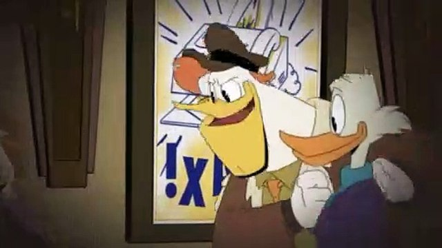DuckTales S02E16 The Duck Knight Returns
