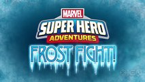 Marvel's Super Hero Adventures: Frost Fight Clip: Loki Fights Captain America