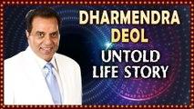 Dharmendra's Life Story | Interesting FACTS | Sholay, Hema Malini Marriage | Past Ka Pitara