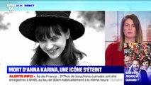 C'était une icône de la nouvelle vague, Anna Karina est morte ce samedi à 79 ans