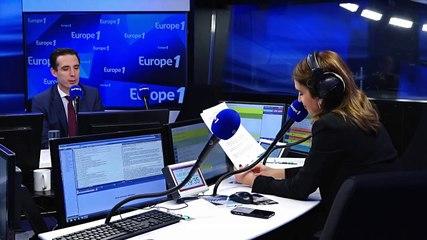 Jean-Baptiste Djebbari - Europe 1 lundi 16 décembre 2019