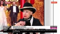 """Geneviève de Fontenay tacle la cérémonie de Miss France 2020 : """"C'était du music-hall"""""""