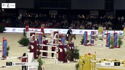 GN2019 | SO_15_Paris | Pro Elite Grand Prix (1,50 m) Grand Nat | Maxime JOUBERT | QUINTOS MK Z