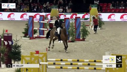 GN2019 | SO_15_Paris | Pro Elite Grand Prix (1,50 m) Grand Nat | Jerome HUREL | ALOHA DE PRESLE