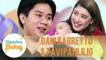 Dani and Xavi's life after having their daughter | Magandang Buhay