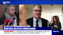 """Pour Alexis Corbière (LFI), la démission de Jean-Paul Delevoye """"participe au pourrissement de la situation"""""""