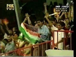 Sachin Tendulkar 134 vs Australia 1998 Sharjah